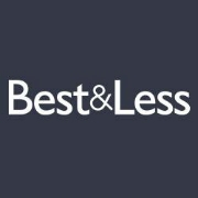 best and less logo
